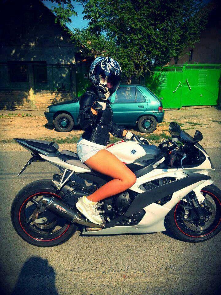 Pin by Vino Vicking on Motorcycle girl   Motorcycle girl