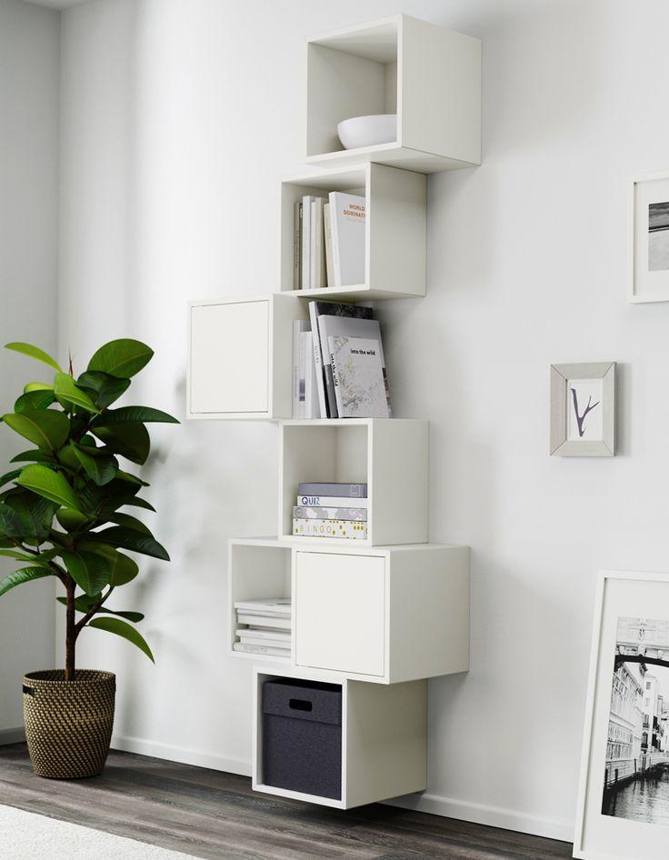 Nice Einfache Dekoration Und Mobel Die Heimbibliothek Mit Dem Gewissen Extra #14: Bildergebnis Für Eket