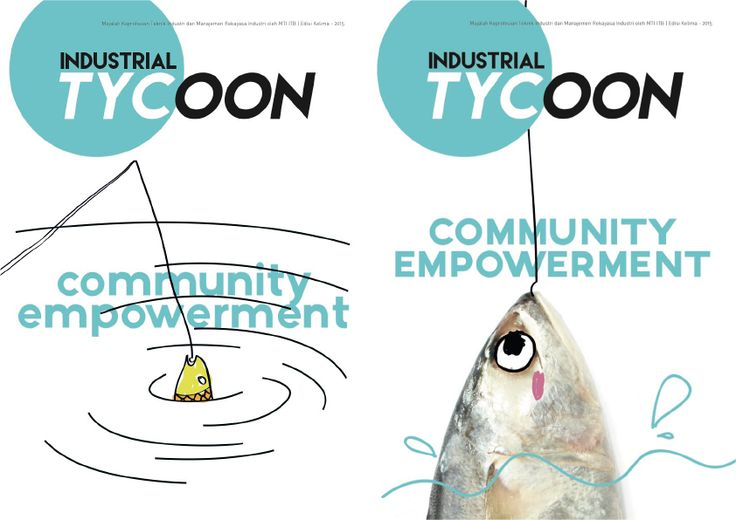 Industrial Tycoon Magazine Cover Design Alternatives - MTI