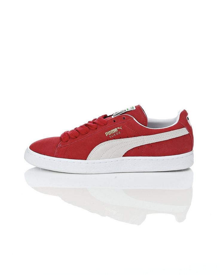 Puma Suede Classic Eco – Sneakers – Rød Str. 41