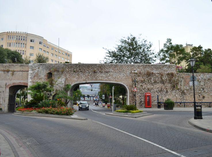 Gibraltar streets | SkyTravelr