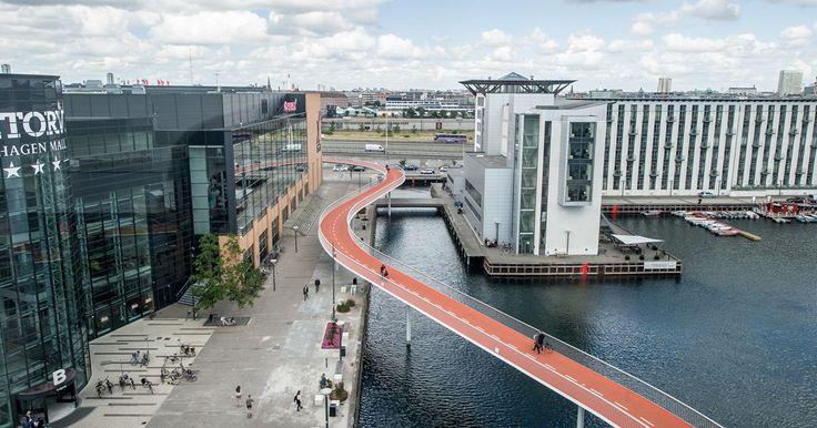 Cykelslangen - Dansk Arkitektur Center