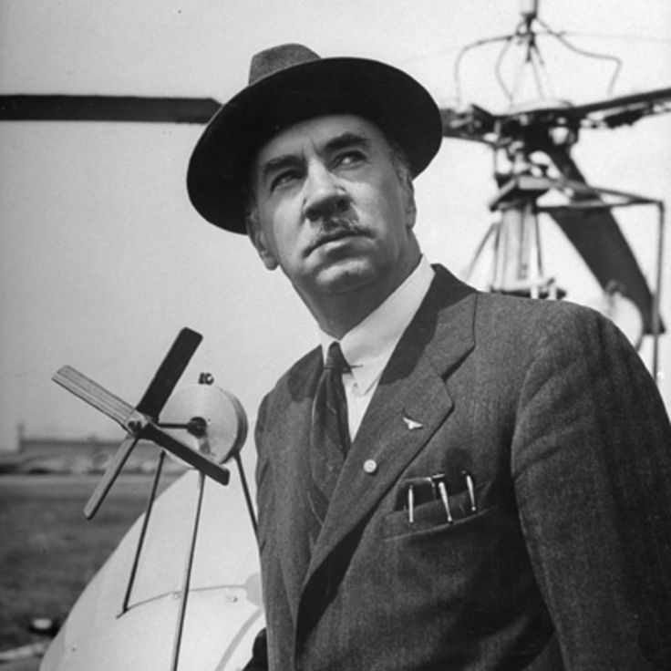 Pioneering aeronautic engineer Igor Sikorsky built the world's first working helicopter. Learn more at Biography.com.