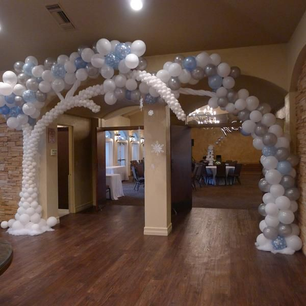 Winter Wedding Arch Decoration Ideas: 37 Best Balloon Arches By Party Blitz Images On Pinterest