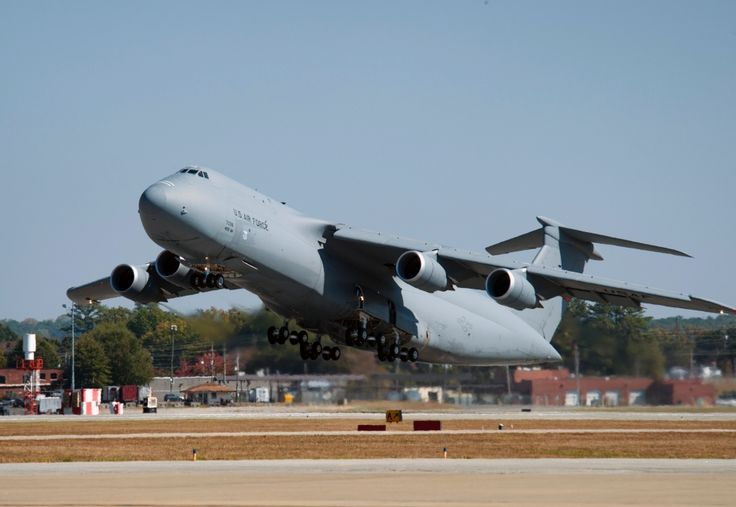 Lockheed Martin has delivered the latest example of its C-5M Super Galaxy transport to the US Air Force. Serial 87-0038 (c/n 124) was ferried from the manufacturer's fa...