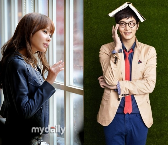 Kim Ah-joong plays cat burglar to Joo-won's cop