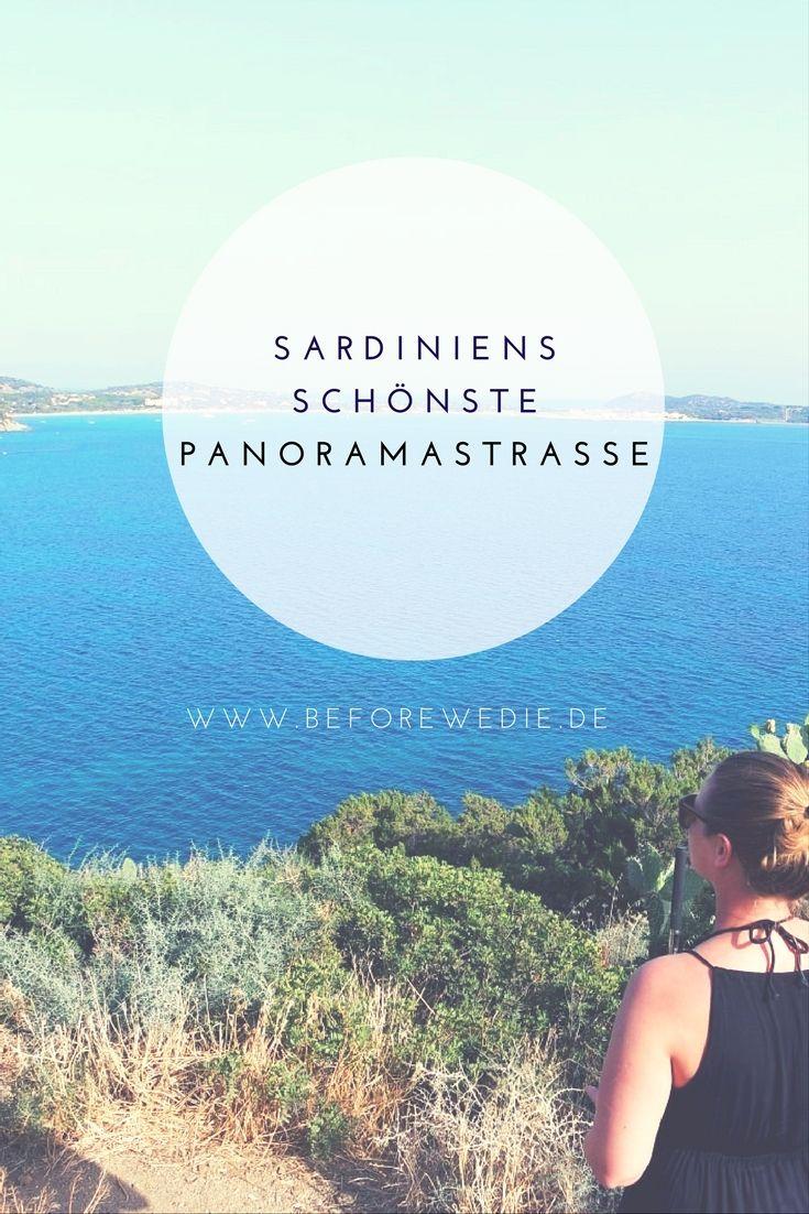 Auf der Panoramastraße von Cagliari nach Villasimius: Vista Points, versteckte Strände und eine atemberaubende Küstenstraße!