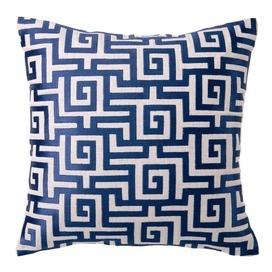 D.L. Rhein Greek Key Pillow