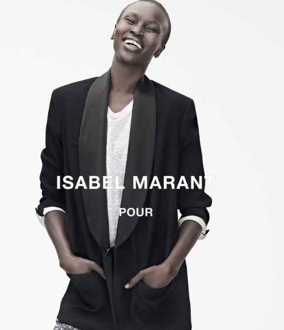 Isabel Marant black jacket