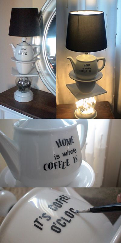 a funny lamp!!