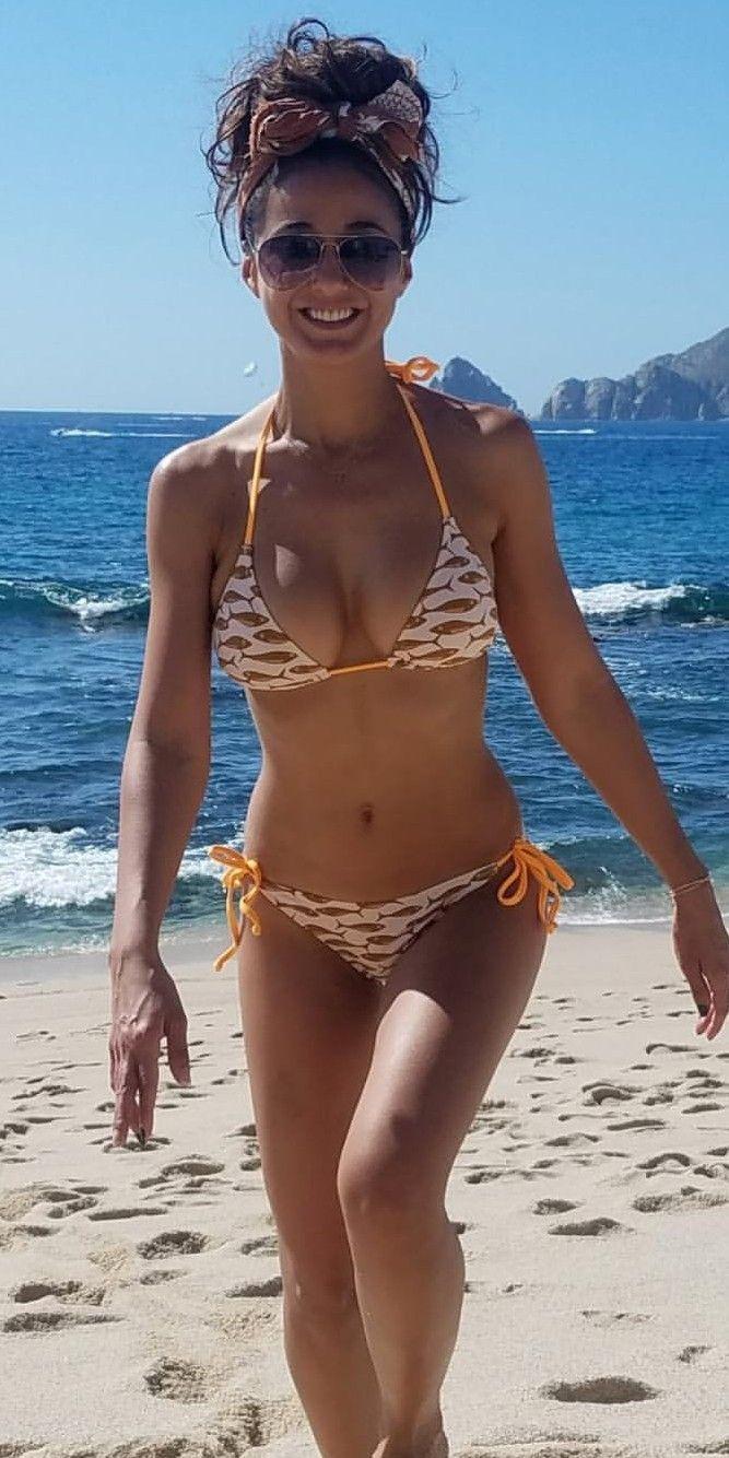 Emmanuelle Chriqui Bathing Suit