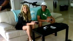 Meet Win McMurry, Golf Channel Reporter And Girlfriend To Michael Phelps