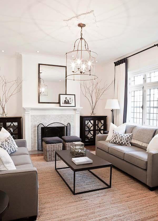 35 Super stylish and inspiring neutral living room designs emfurn