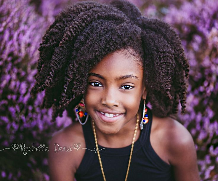 Braidout- Natural hairstyles for kids
