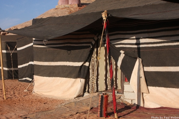 Staying at a berber camp Near Wadi Rum in November when I go to Jordan