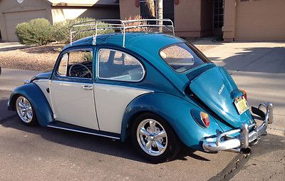 Viewing Auction #130879449792 - 1965 VW BEETLE - CALIFORNIA STYLE | Keith Martin's Collector Car Price Tracker