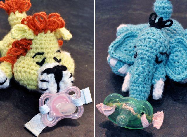 Vor ein paar Wochen hat mir ein Freund bei der Arbeit die wubbanub-Website vorgestellt. Wubbanubs …   – elephant crochet
