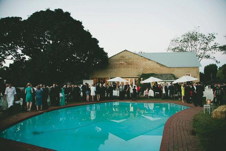 Barker Manor Kloof Durban Wedding Venue