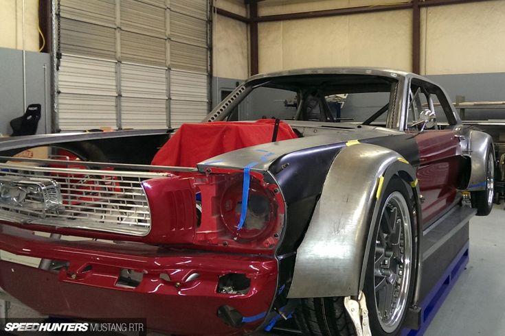 Hoonigan 66 Mustang