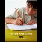 Continuing on to level 3 of First Language Lessons (Well-Trained Mind)