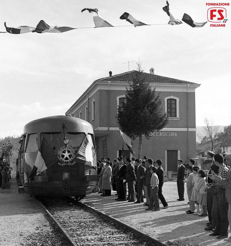 9 novembre 1960 - Tratta Carovilli - Castel di Sangro.