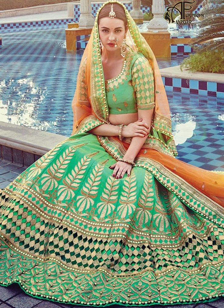 Bridal Lehenga Online Shopping India
