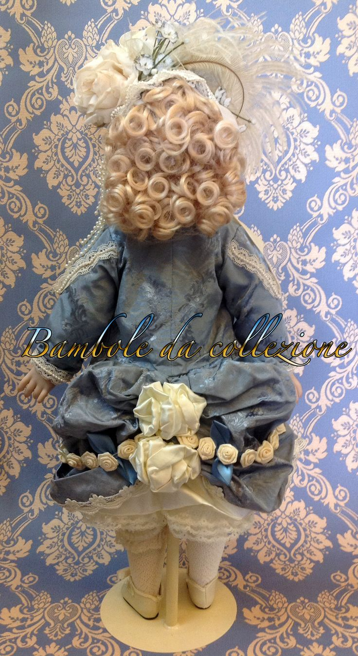 THE BEBE & # 39; STEINER. Reproduction of the 1994 Franklin MInt of a doll to …  – For Franklin Mint – Repro Porcelain Dolls by ( Steiner / Jumeau / Simon & Halbig )