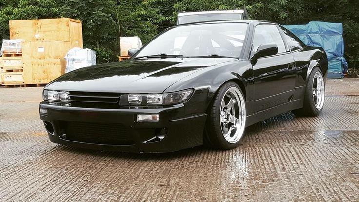 #Nissan #Silvia #Sil80 #Stance #Slammed #Modified #Work_Wheels