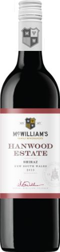 McWilliam's Hanwood Estate Shiraz 2013 ($7.99) - dry and fruit-forward, with raspberry, black cherry, plums, vanilla, and a touch of oak, this wine is a flavor powerhouse at a great value