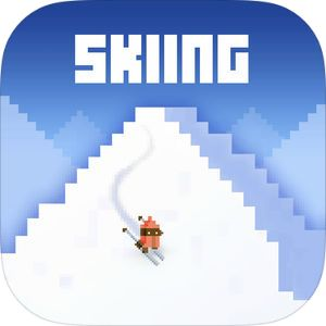 Skiing Yeti Mountain by Featherweight Games Pty Limited
