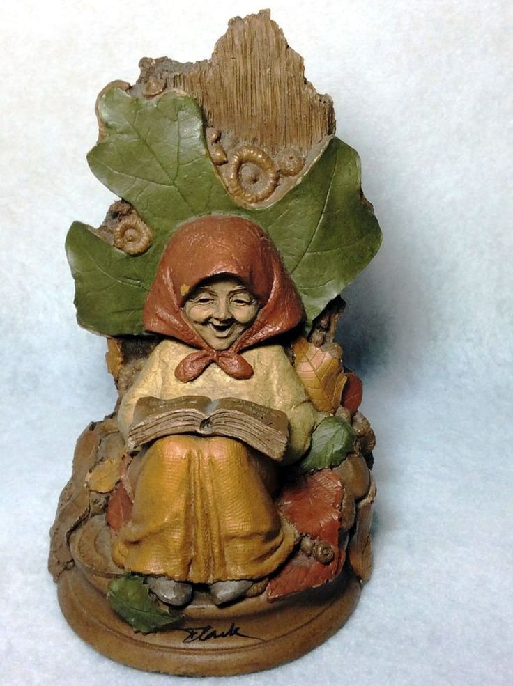 12 Best Tom Clark Gnome Witch Figurines Images On