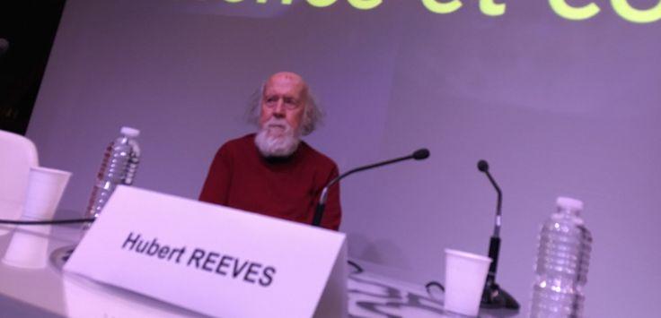 DIRECT. Ce vendredi 8 avril 2016, l'astrophysicien ouvre les Grands débats de la science, au Collège des Bernardins, à Paris.