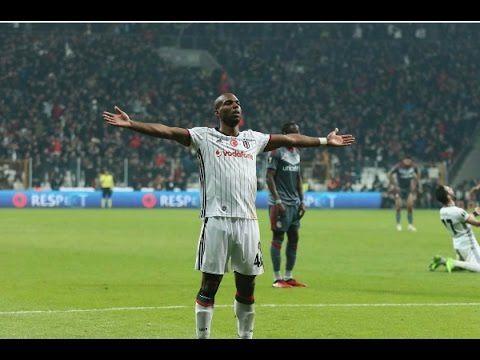 Beşiktaş 4-1 Olympiakos Maç sonu 3'lü Ryan Babel'den