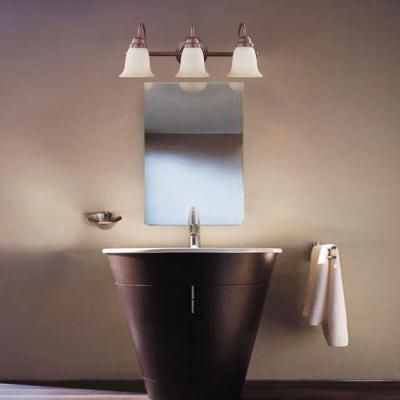 8 best images about home depot bathroom light fixture on pinterest singapore home depot and bays for Bathroom light fixture home depot