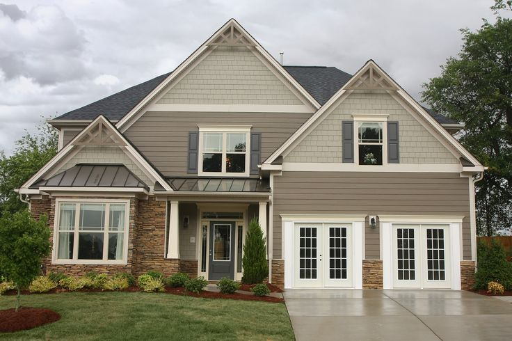 James Hardie Design Ideas Photo Showcase James Hardie S Monterey Taupe Pinterest James