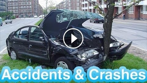 Top Car Accidents and Crashes In The World 2014 !!
