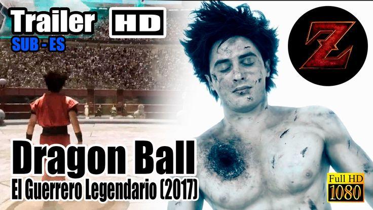 DRAGON BALL TRAILER: El Guerrero Legendario (2017) Universo Misterios y ...