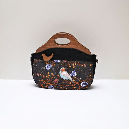 Zipová kabelka...Spící Rehek * KikiBike