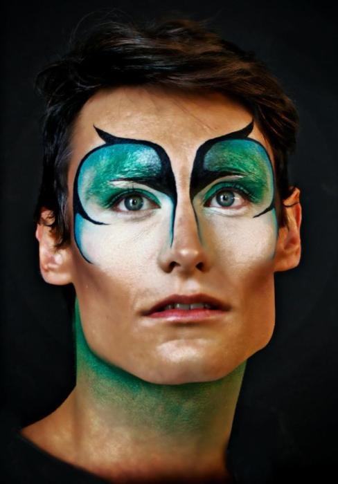cirque du soleil inspired