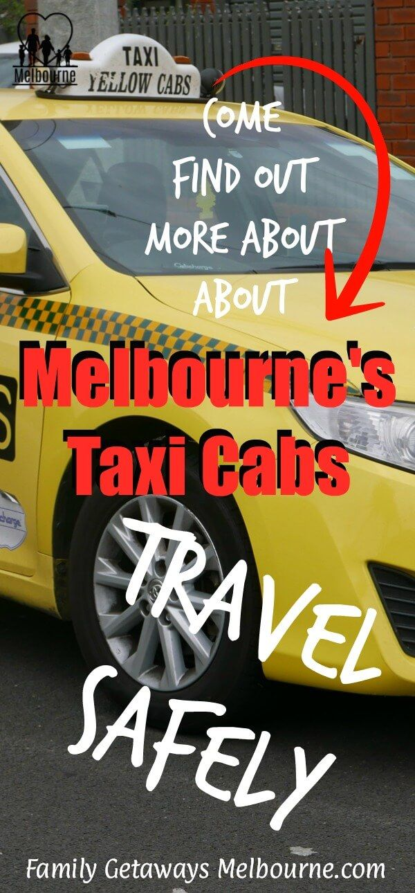 How to stay safe when hiring a Melbourne Taxi Cab. Click the image for more detailed information.