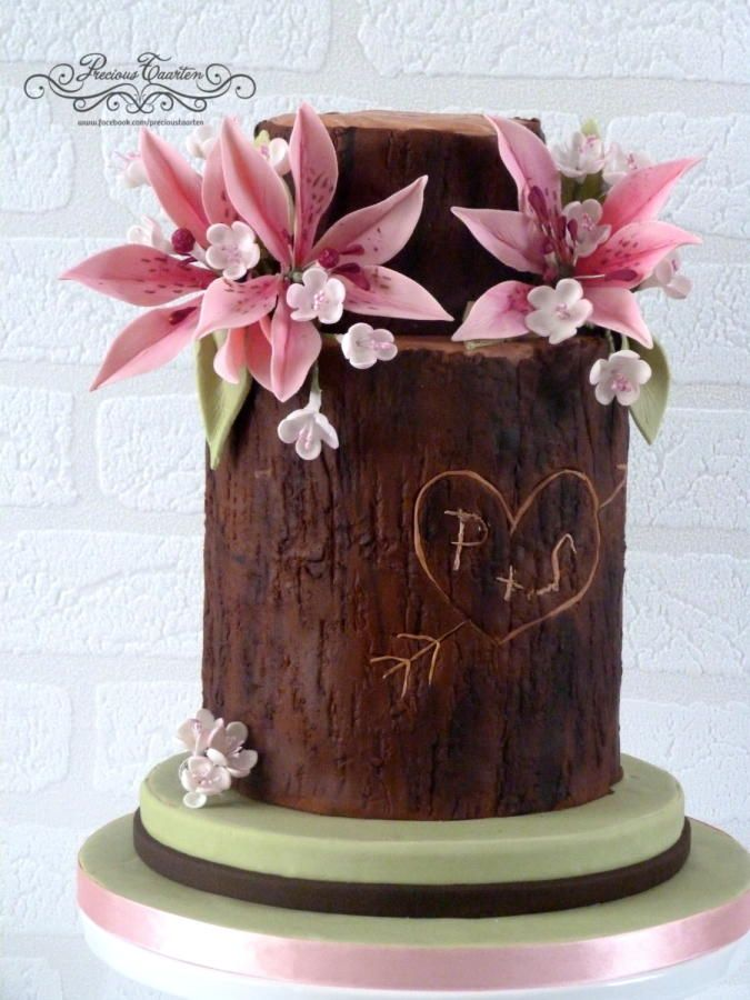 Love is in the air! - Cake by Peggy ( Precious Taarten)
