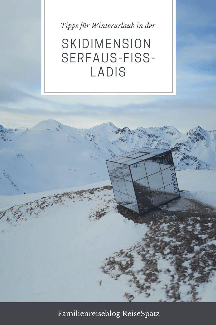 Wir haben das Skigebiet Serfaus-Fiss-Ladis in Tirol, �sterreich auf seine Familientauglichkeit getestet. Wie geeignet ist Serfaus-Fiss-Ladis für Kinder?