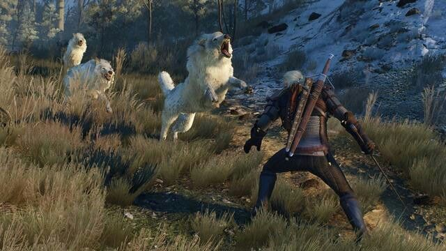The Witcher 3. Love this game so much