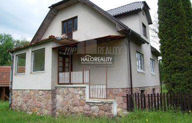 Fotka #1: Predaj, rodinný dom, rekreačný dom Horné Hámre, Žarnovica