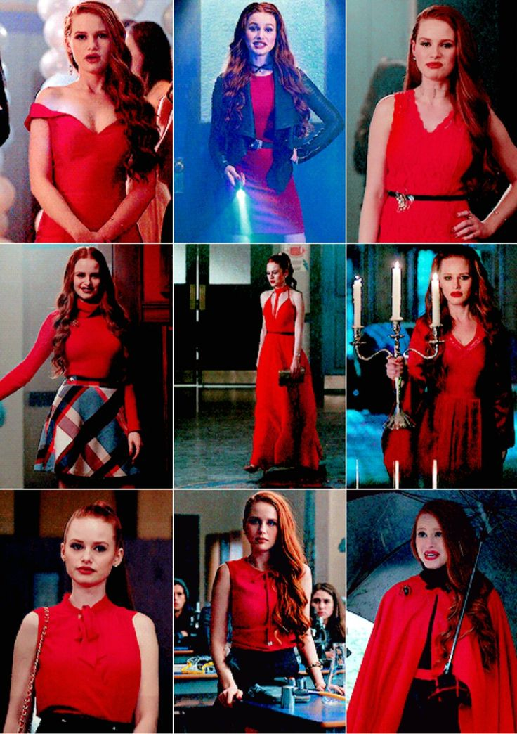 Cheryl Blossom + Red #Riverdale