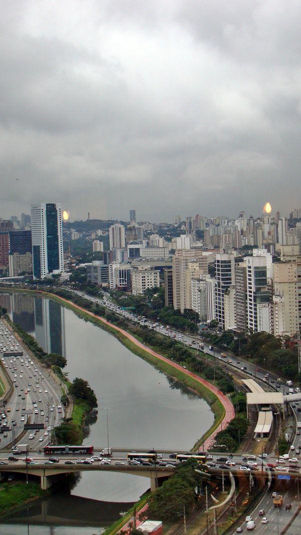 São Paulo - Terra da Garoa