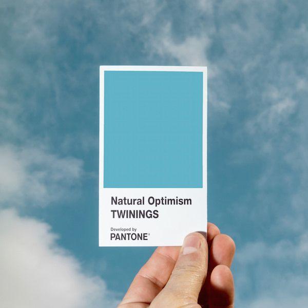 """Natural Optimism"" a cor da Pantone para combater o pessimismo"
