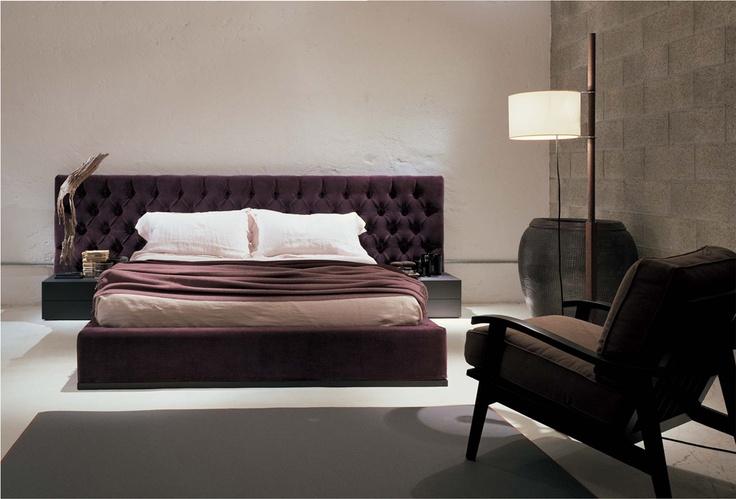 KAP bed FRAUFLEX design Antonella Frezza