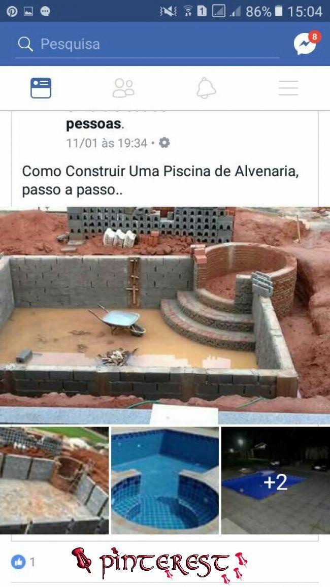 Pool Selber Bauen In 2020 2020 Decks De Piscina Construcao De