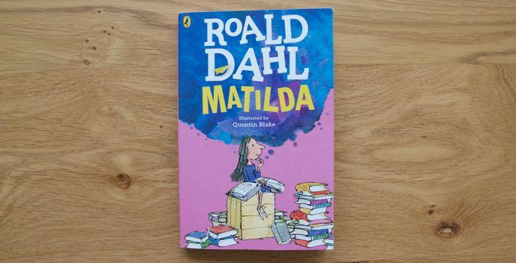 Book Review: Matilda by Roald Dahl